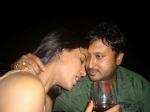 Veena Malik Snapped Cosying Up Madhukar