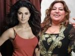 Dolly Bindra Veena Malik Pakistan Bigg Boss