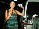 Pooja Mishra Middle Finger 2012 Iifa Awards