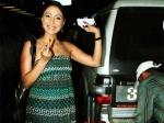Pooja Mishra Middle Finger 2012 Iifa Awards