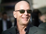 Walter Bruce Willis Visit India September