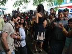 Neil Nitin Mukesh Get Mobbed Fiji 3g Shooting