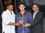 Cinemaa Awards 2012 Winners List Mahesh Babu Dookudu