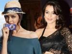 Ameesha Patel Heard Bitching Deepika Padukone