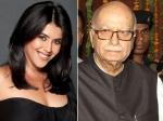 Ekta Kapoor Present Kskhh Cd Lk Advani