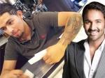 Vishnu Manchu Gift Guitar Pick Bryan Adams