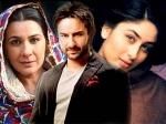 Saif Ali Khan Amrita Singh Kareena Kapoor Ignore