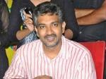 Ss Rajamouli Promoting Andala Rakshasi Eega