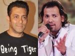 Salman Khan Pakistani Singer Shadab Faridi Dabbang