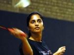 Shalini Ajith Kumar State Level Badminton