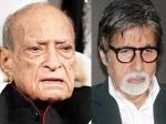 A K Hangal Dies Amitabh Bachchan Condolences