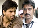 Ajay Devgn Plan Not Take Panga Shahrukh Khan