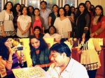 Ram Kapoor Celebrates Birthday Female Fans