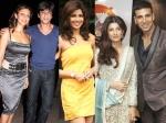 Bollywood Extra Marital Affairs Shahrukh Gauri Priyanka