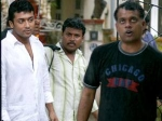 Surya Thuppariyum Anandhan Back Burner