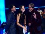 Shahrukh Katrina Amitabh Pictures Kaun Banega Crorepati