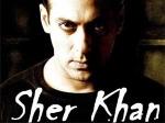 Salman Khan New Look Sher Khan