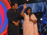 Bigg Boss 6 Gulabi Gang Leader Sampat Pal Mark House