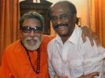 Rajinikanth Mourns Death Bal Thackeray