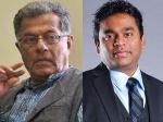 Girish Karnad Criticises Ar Rahman