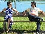 Kajal Aggarwal Play Tomboy Ravi Teja Sarocharu