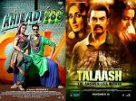 Khiladi 786 Talaash Collection Overseas Box Office