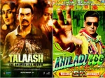 Khiladi 786 Talaash Weekend Collection Box Office