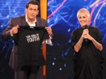 Bigg Boss 6 Host Salman Khan Not God Sapna Bhavnani