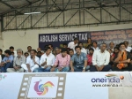 Venkatesh Nani Protest Against Service Tax Photos