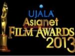 Asianet Film Awards 2013 Winners List