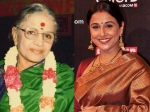 Ms Subbulakshmi Vidya Balan
