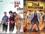 Kai Po Che Zila Ghaziabad Opening Response Box Office