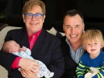 Elton John David Furnish La Wedding Pictures