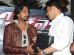 Anil Kumble Launches Bachchan Posters