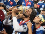 Pics Karnataka Bulldozers Telugu Warriors Final Ccl