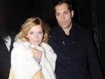 Geri Halliwell Boyfriend Split Anton Kaszubowski