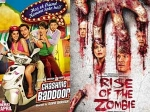 Chashme Baddoor Vs Rise Of The Zombie This Friday