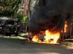 Telugu Film Stars Pray Bangalore Blast Victims