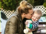 Motherhood Hardest Best Thing Ever Hilary Duff