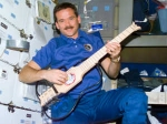 Astronaut Chris Hadfield First Space Music Video