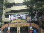 Sagar Theatre Demolished
