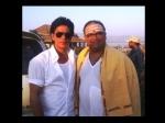 Shahrukh Khan Friendly Co Star Mohan Raman