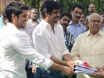 Naga Chaitanya Samantha Started Shooting For Manam