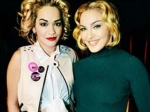 Rita Ora New Face Madonna Material Girl