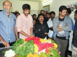 Actor Director Manivannan Dead Film Fraternity Mourning