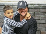Peter Andre Fulfill Son Birthday Wish Royal Gift