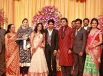 Gv Prakash Saindhavi Wedding Reception Photos