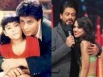 Shahrukh Khan Romance Sana Saeed Movies