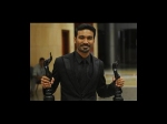 th Idea South Filmfare Awards 2012 Dhanush The Showman