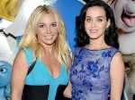 Katy Perry Britney Spears Sing Same Song Smurfs2 Ooh La La